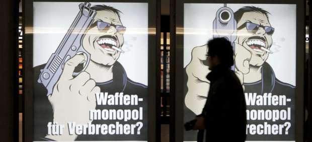 Referéndum en Suiza sobre las armas
