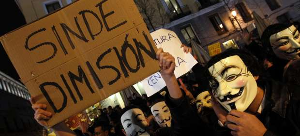 Escasas horas para que la ley Sinde reciba su aprobación definitiva en el Congreso