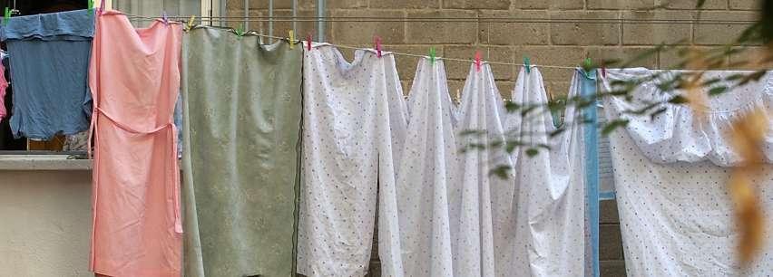 Tendedero para la ropa un elemento com n o privativo - Tendederos de interior ...