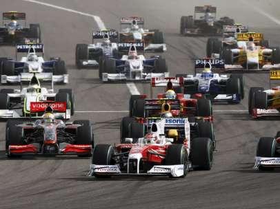GP de Bahréin