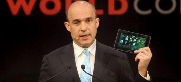 Las tabletas son las protagonistas en el congreso mundial de móviles de Barcelona