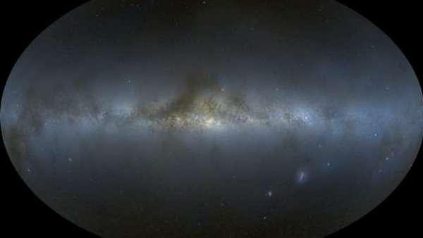 Panorámica de 360º de la Vía Láctea