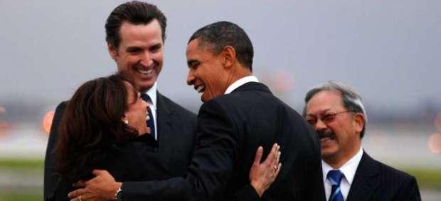 Obama se reúne en San Francisco con los principales líderes del sector tecnológico