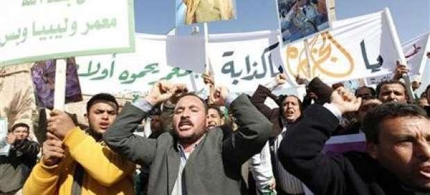 Disturbios en Libia