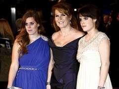 Sarah Ferguson y sus hijas