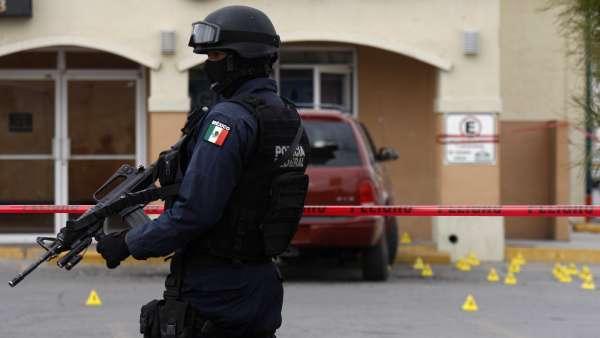 Crimen en Ciudad Juárez