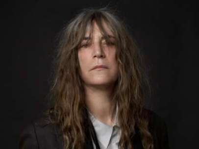 Patti Smith.