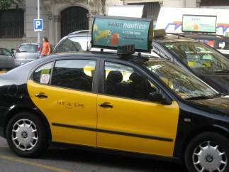 Taxis en Barcelona