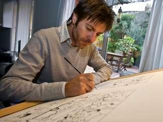 Entrevista Paco Roca