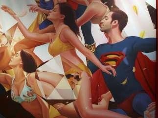 Superman y el condón