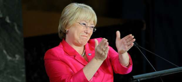 Bachelet, al frente de la nueva ONU Mujeres