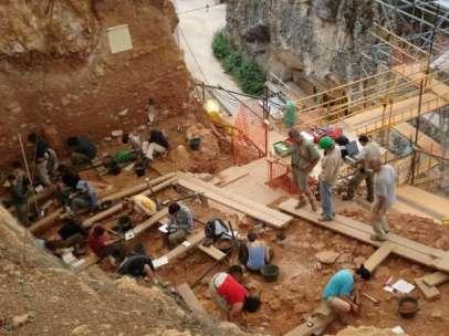 Excavaciones de Atapuerca