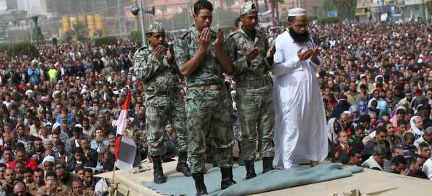 Piden cambios reales en Egipto