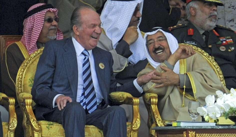 El Rey Arropa A Kuwait En El 50 Aniversario De Su