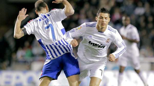 Cristiano Ronaldo y Lopo