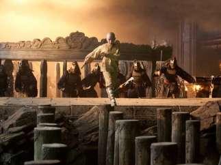 'Airbender, el último guerrero'