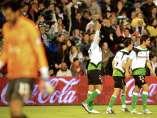 Gol del Racing ante el Villarreal
