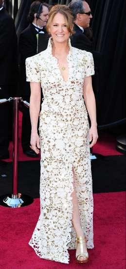 Melissa Leo. Melissa Leo, nominada a mejor actriz de reparto por 'The Fighter', llega al Teatro Kodak.