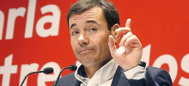 Tomás Gómez, líder del PSM