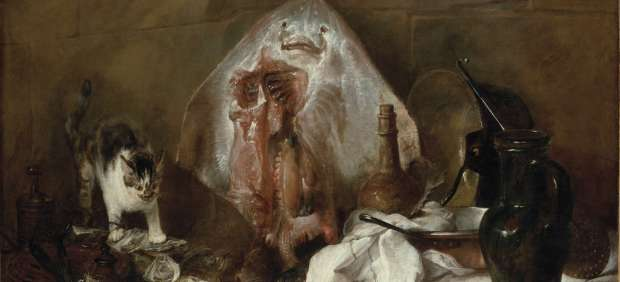 'La raya', de Chardin