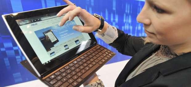Cinco años para que las tabletas con Android superen al iPad