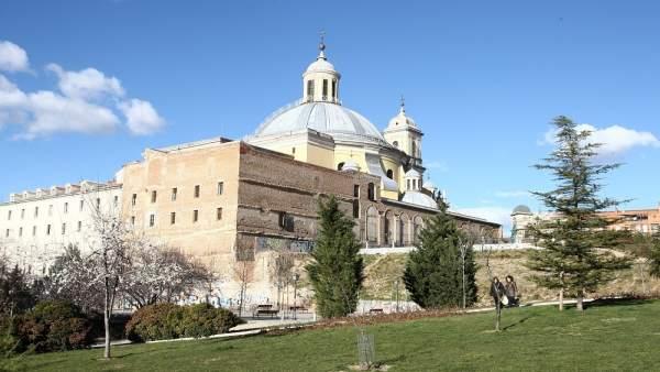 Lugar donde quieren construir el 'mini-Vaticano'