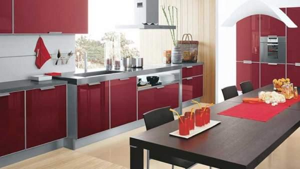 Poniendo un poco de color: cómo cambiar de piel la cocina sin tener ...