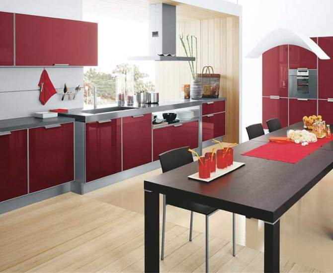 Muebles De Cocina Color Gris Humo – Ocinel.com