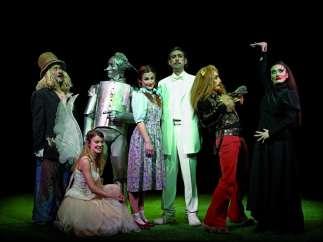 'El mago de Oz'.