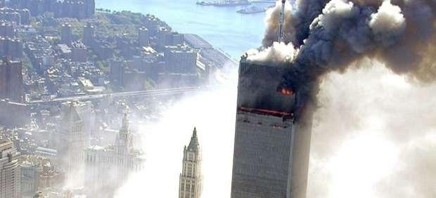 un nuevo vídeo sobre la caída de las Torres Gemelas