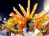Ronaldinho, de samba