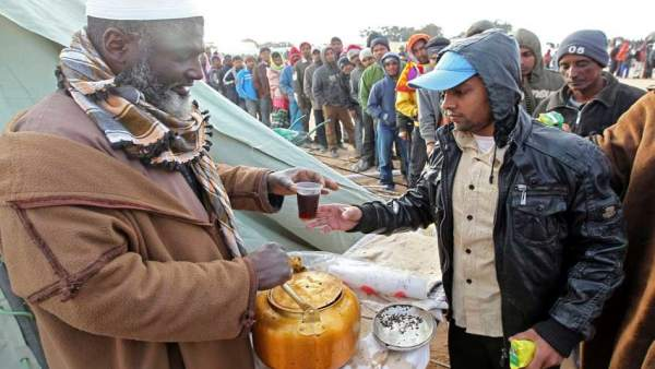 Trabajadores bangladesíes en Túnez