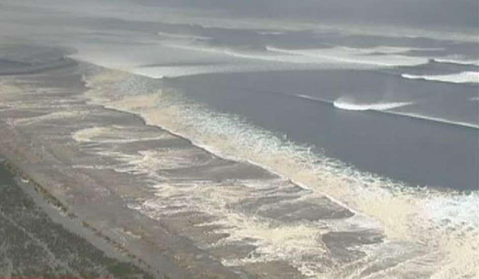Ecuador Tsunami