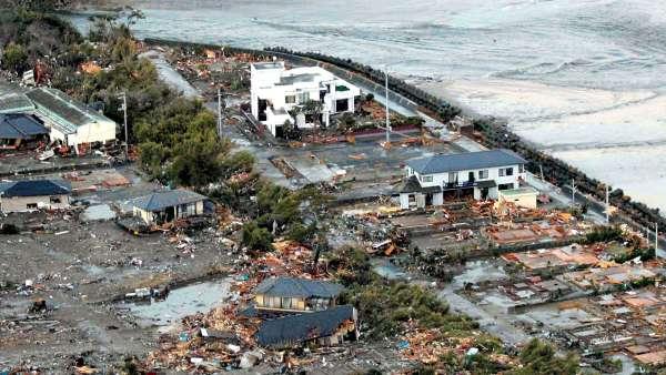 Casas hechas escombros