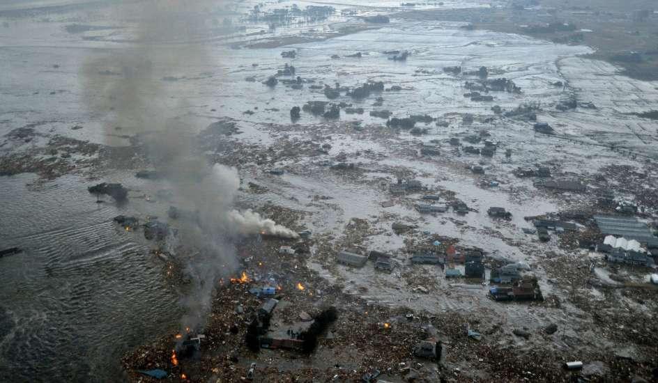 Tsunami en Uruguay