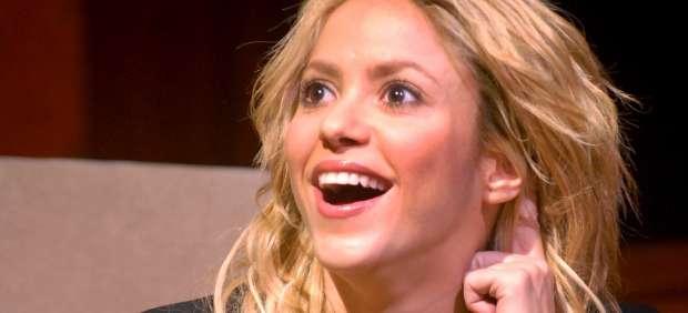 Y Shakira conoció a 'Shakiro'