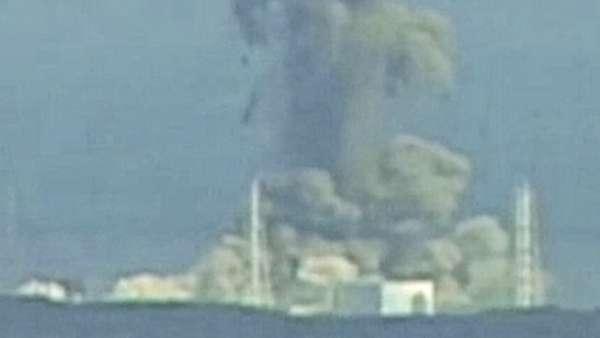 Nueva explosión en Fukushima