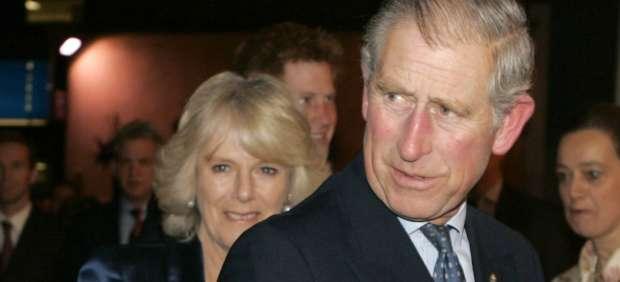 Camilla y Carlos de Inglaterra