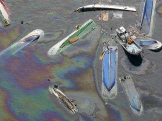 Los efectos del tsunami