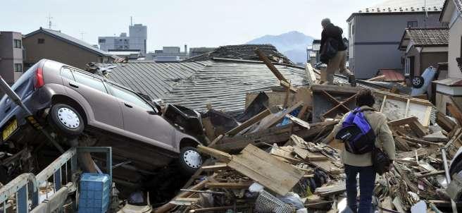 Japón, tras el tsunami