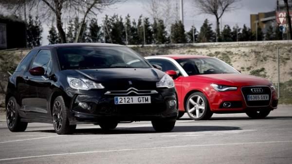 Audi A1 y Citroën DS3