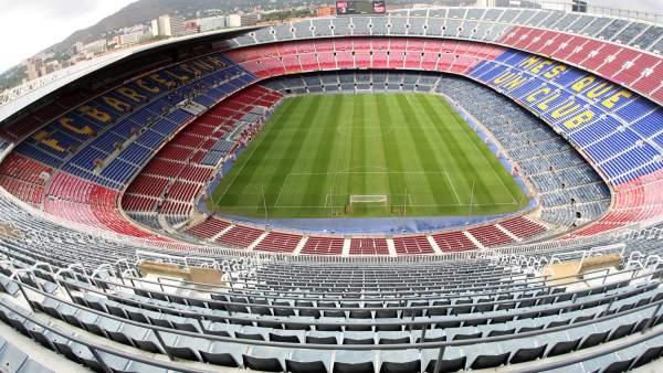 Camp Nou.