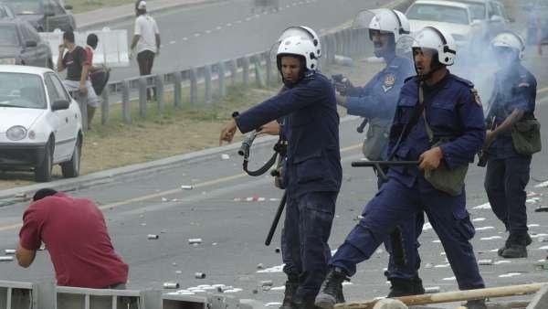 Estado de emergencia en Bahréin