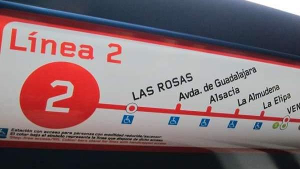 Ampliación de la línea 2 de Metro