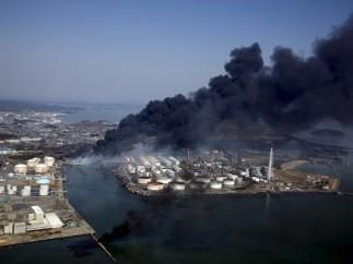 Daños causados por el tsunami