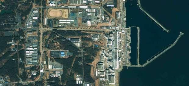 La central de Fukushima