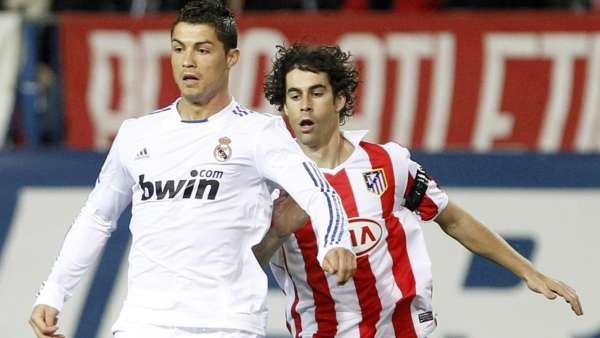 Cristiano Ronaldo y Tiago