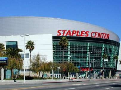 Staples Center de Los Angeles
