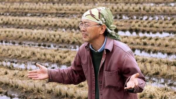 Un agricultor de la prefectura de Iwate, afectada por la radiactividad