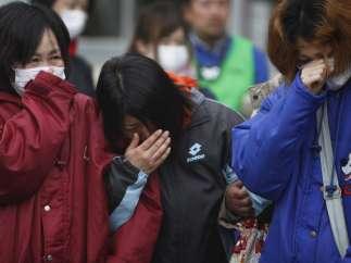 Dolor en Japón